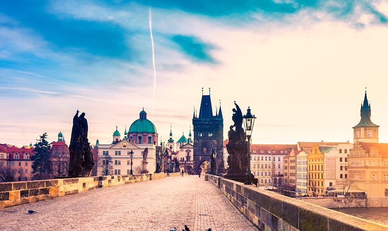 Special Launch Fares To Prague, Kyiv and Nice
