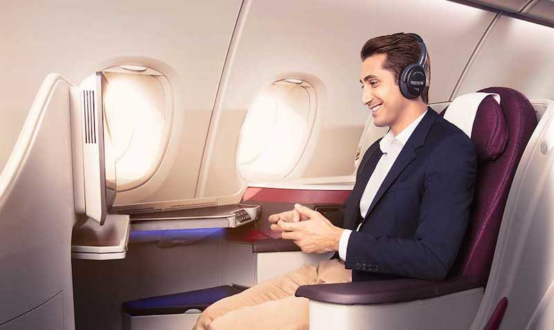 qatar airways premium