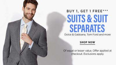 designer suits sale saks off 5th