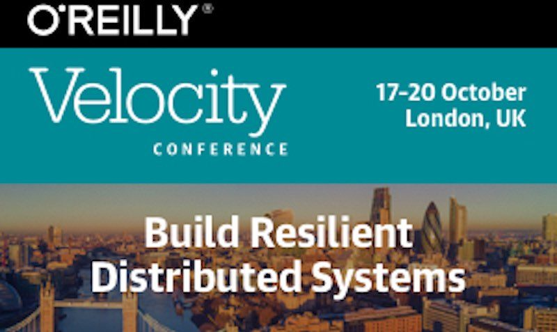 20% Off O'Reilly Velocity Conference COUPON in London