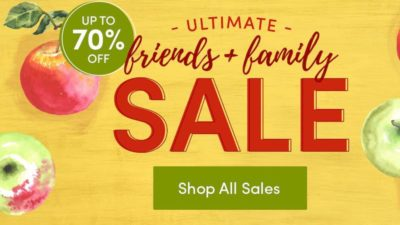 70% Off Friends and Family SALE at Wayfair
