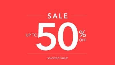 50% OFF Mid-Season SALE at Miss Selfridge