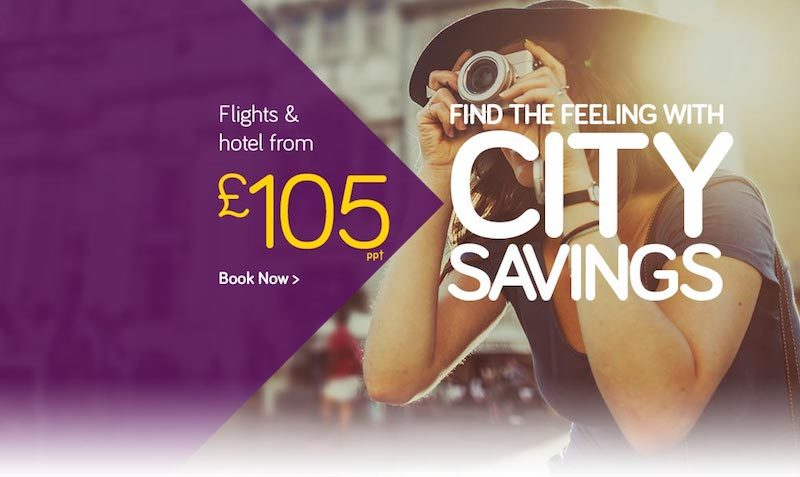 monarch holidays City Breaks