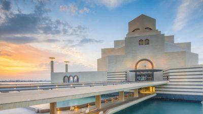 qatar airways free transit