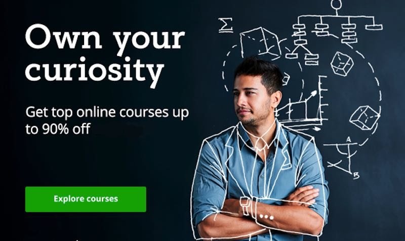 udemy sale