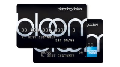 $100 Off with Bloomingdales Credit Card