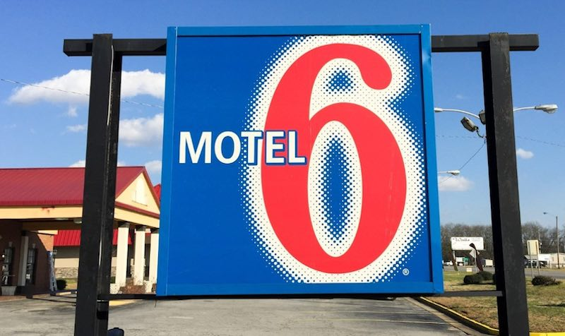 5% Off Coupon at Motel6