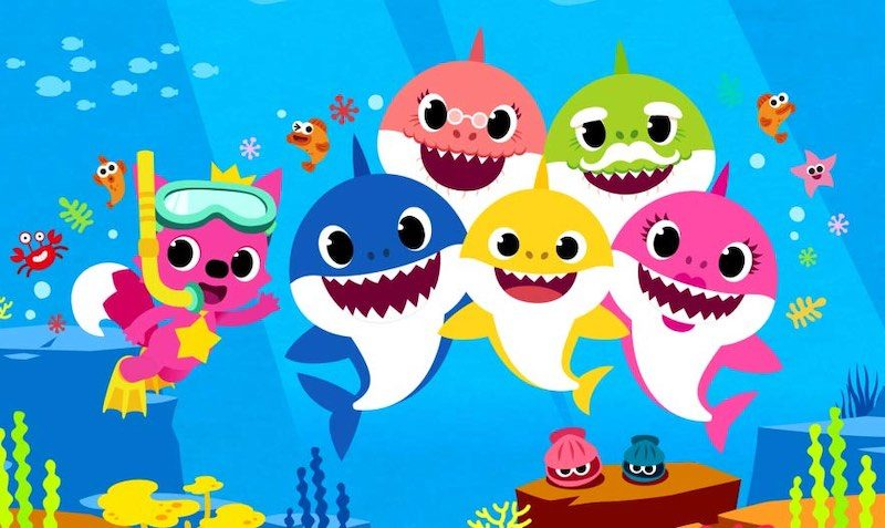 Baby Shark DEALS at The Entertainer Toy Shop