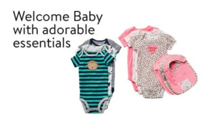 Baby & Toddler Clothing $5 & Under at Walmart