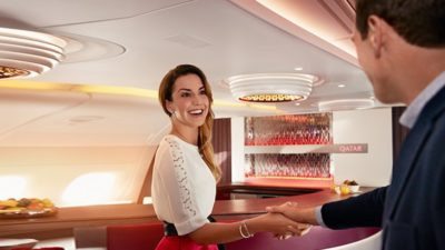 Global Companion Offer on Qatar Airways Flights
