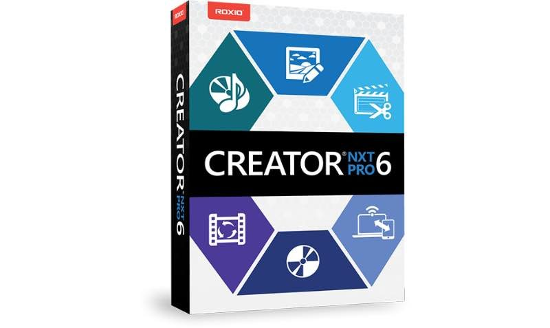 Roxio Creator NXT Pro 6