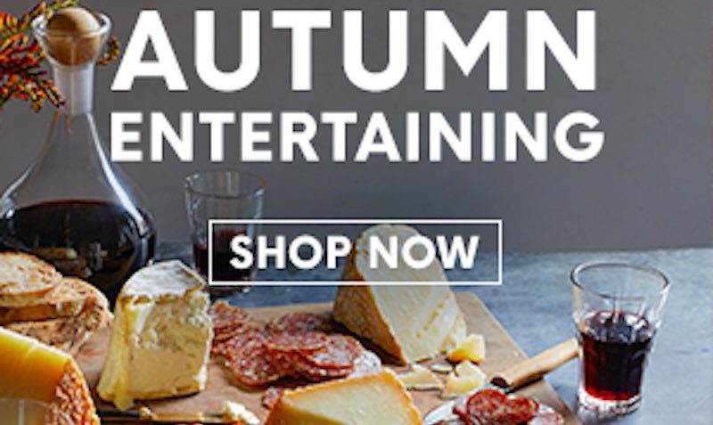 DEALS on Select Fall Products at Dean & DeLuca