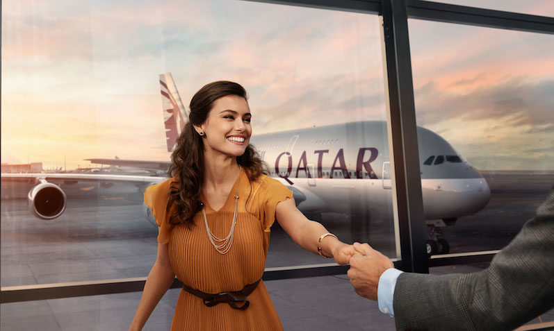 15% Off Coupon on Qatar Airways