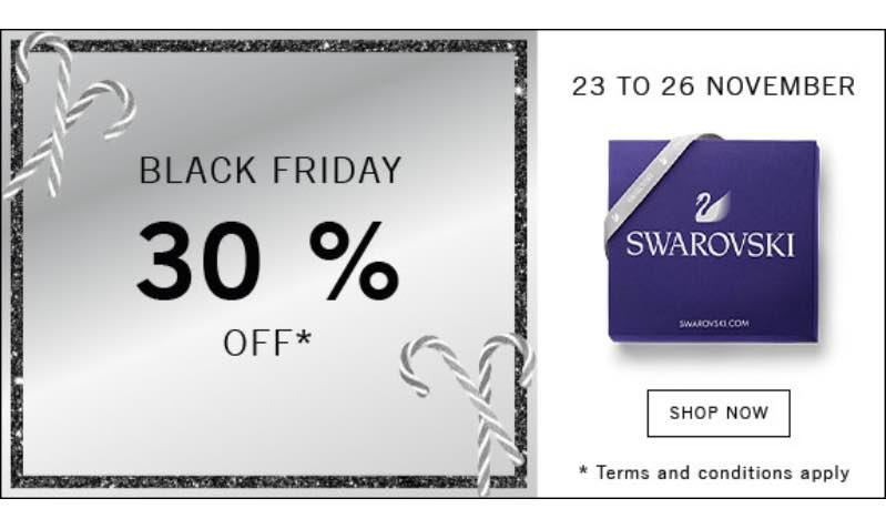 6c3b120276 30% Off Black Friday SALE at Swarovski | EDEALO