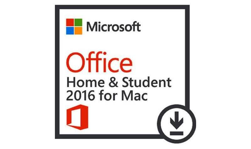 $50 Off Coupon on Office Home & Student 2016 for Mac at Microsoft