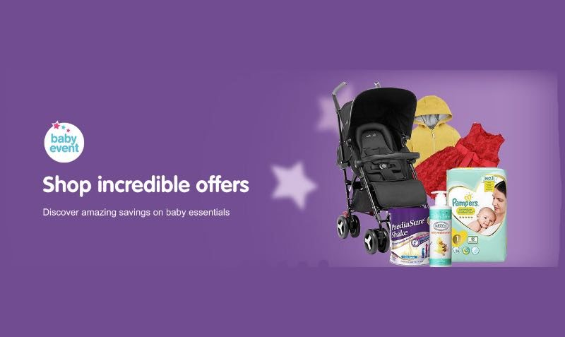 Baby Event - shop incredible offers. Discover amazing savings on baby essentials boots.com