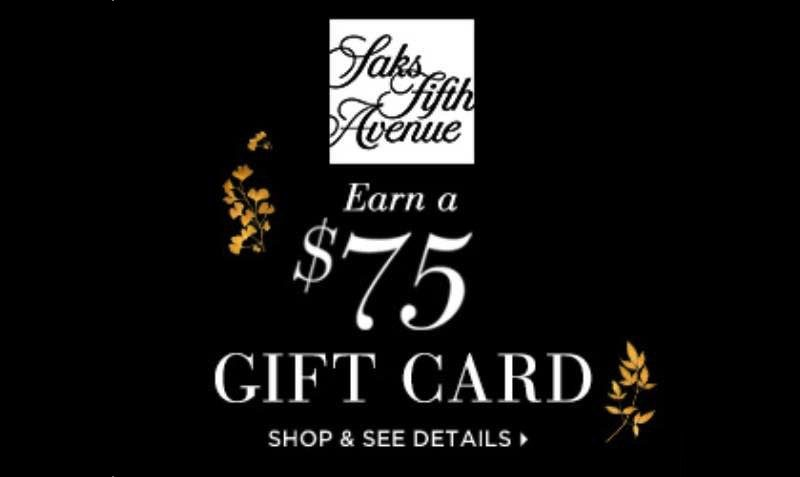 Packaged in our signature gift box, a Saks Fifth Avenue gift card is available in multiple denominations & may be used for purchases at Saks Fifth Avenue and OFF 5TH stores, utorrent-movies.ml and utorrent-movies.ml