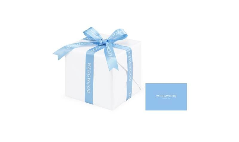 FREE Gift Wrap and Shipping at Wedgwood