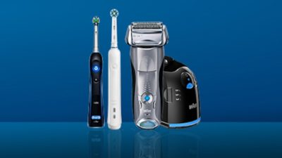 Persinal Care Gift DEALS from Braun and Oral B at Walmart.com
