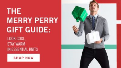 Merry Perry Gift Guide