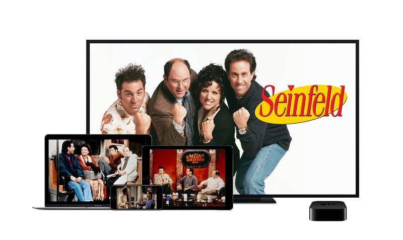 Seinfeld: the Complete Series on iTunes