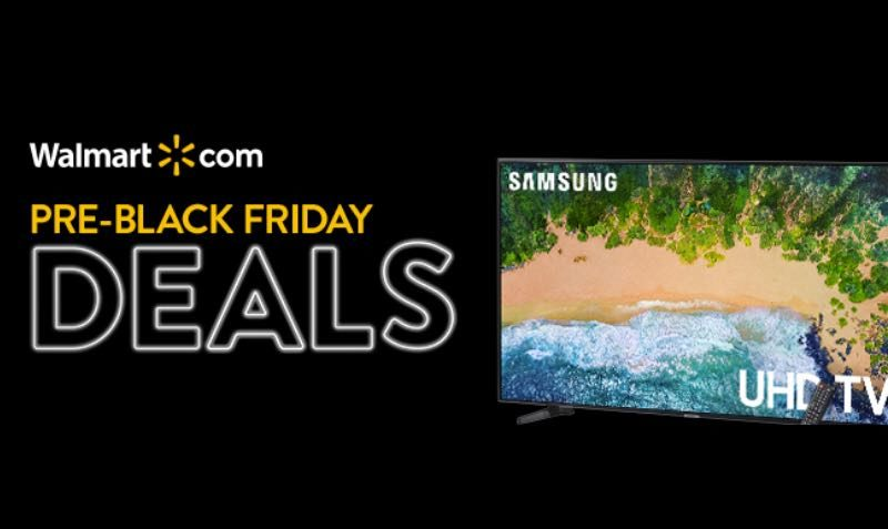 Shop Pre-Black Friday Deals at Walmart.com!