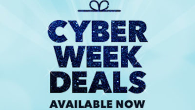 This is Cyber Monday. Hundreds of Deals and New Doorbusters Available Now At Best Buy! 11/27-12/2.