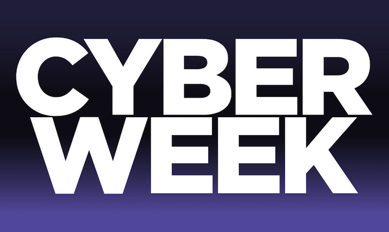 cyber week sale HP store