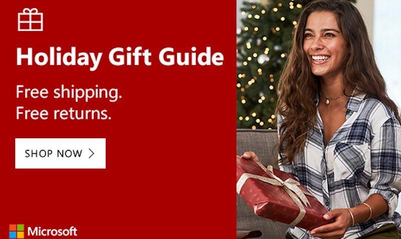 microsoft Gift Guide