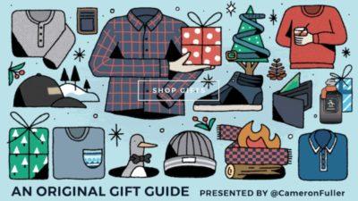 Original Gift Guide at Original Penguin