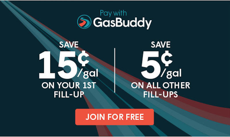 FUEL SAVINGS with GasBuddy