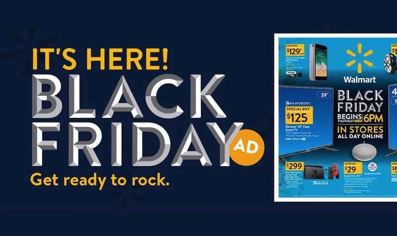Black Friday Ad at Walmart.com