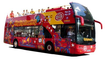 10% Discount Coupon for Hop on Hop Off at City Sightseeing