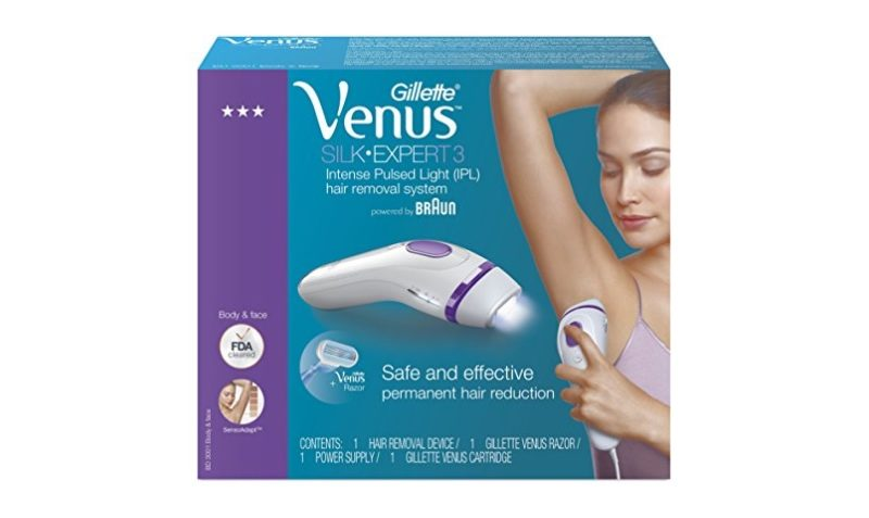 15% Off Discount Coupon on Braun Gillette Venus Silk at Amazon