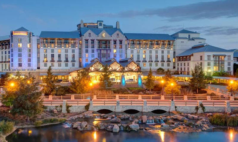 15  Off Discount Sale Plus 2000 Points At Gaylord Hotels By Marriott