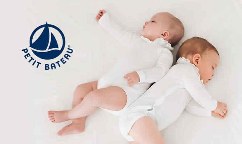 30% Off Discount PLUS FREE Shipping at Petit Bateau