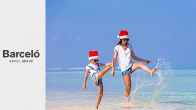 45% Off Discount Coupon at Barcelo Hotels