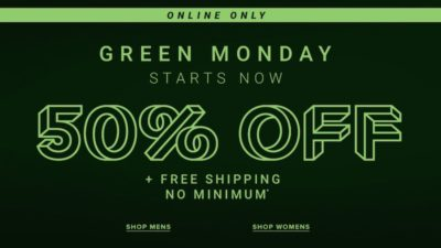50% OFF SALE PLUS FREE Shipping at PacSun