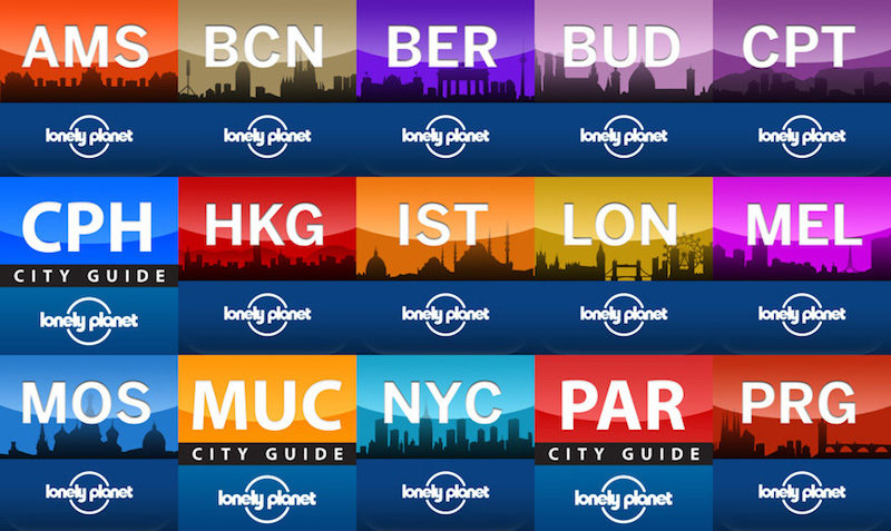 65% Off Discount SALE at Lonely Planet