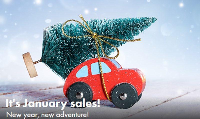 20% Off January SALE on Europcar