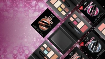 From today (Tuesday 19th December) NYX will be running a free gift promotion when you spend £25 on NYX – excluding Christmas gifts.