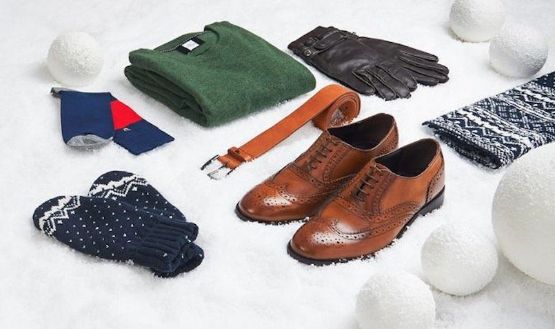 Half Price Gifts & Knits Discount Coupon at Moss Bros