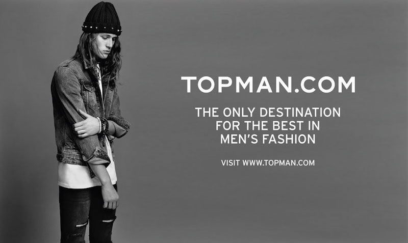 Holiday SALE PLUS FREE Express Delivery Coupon at Topman UK