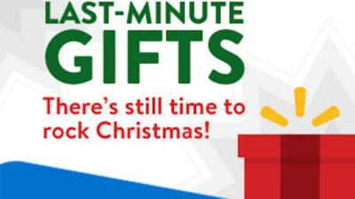 Last Minutes Gifts DEALS at Walmart.com