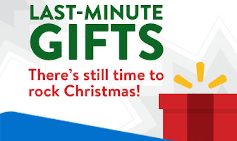 Last Minutes Gifts DEALS at Walmart.com