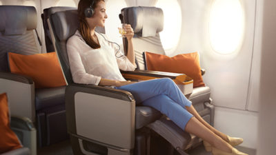 New Year SALE on Singapore Airlines Flights from France