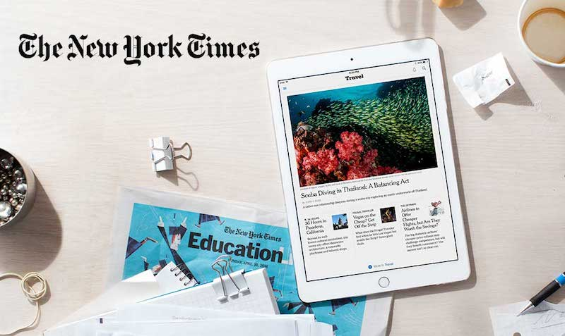 Ny times subscription coupon