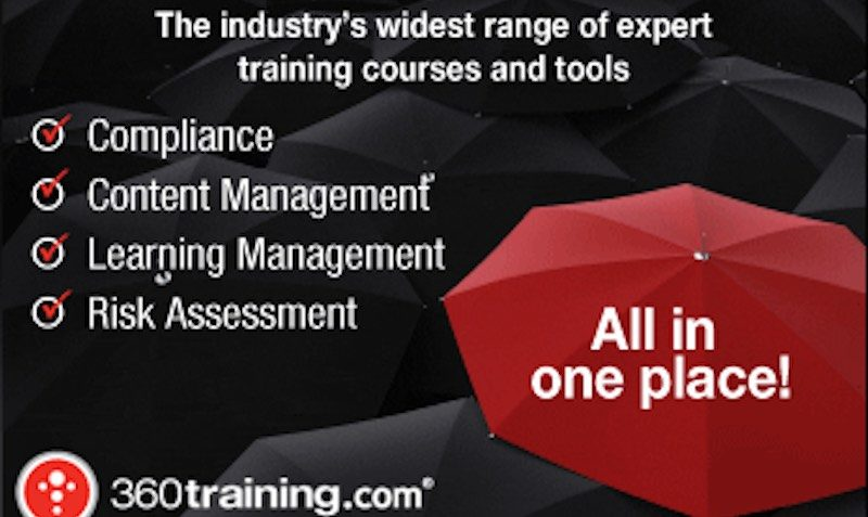 Upto 50% Off Select Courses at 360training.com