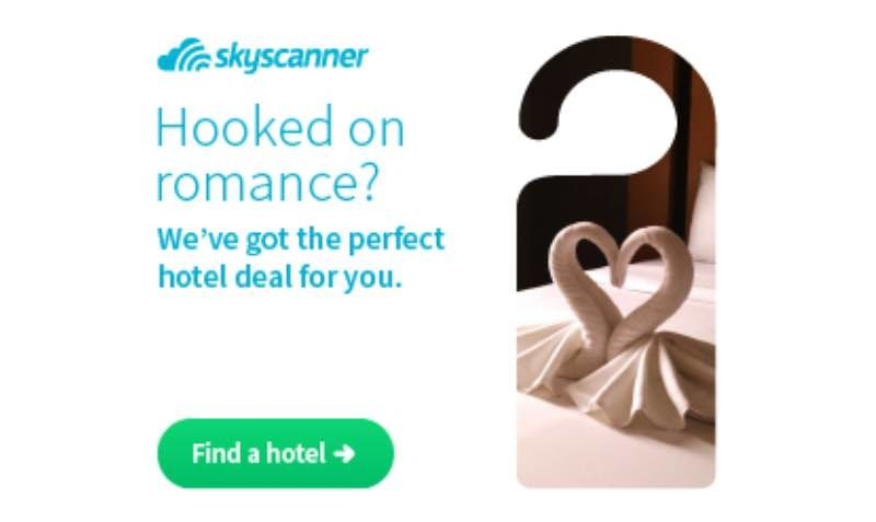 Cheap Hotel DEALS at Skyscanner