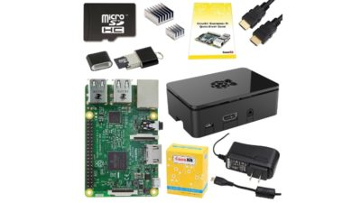 $20 Off CanaKit Raspberry Pi 3 Complete Starter Kit at Woot!